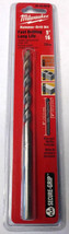 "Milwaukee 48-20-8816 5/16"" x 4"" x 6"" 3 Flat Secure Grip Hammer Drill Bit - $6.88"