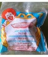 1996 Micro Machines McDonalds Happy Meal Toy Deep Sea Hunter #7 Toy Cran... - $5.20