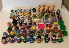 Fisher Price Little People Figure Choice Farm Ark House Nativity Animals... - $4.99+