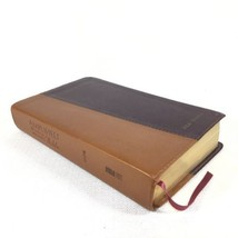 Amplified Topical Reference Bible Italian Duo Tone AMP Zondervan 2006 - $59.35