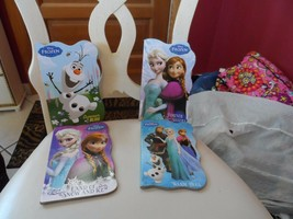 Set of 4 Disney Frozen Board Books - $10.00