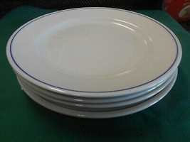"Beautiful HOMER LAUGHLIN ""Best China""  Set of 4 DINNER Plates - $29.29"