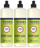 Mrs. Meyer's Clean Day Liquid Dish Soap, Lemon Verbena, 16 ounce bottle ... - $13.99+