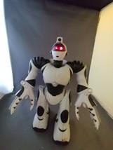 "WowWee Mini Robosapien V2 Walking Robotic 9"" Action Toy 2005  - $10.00"