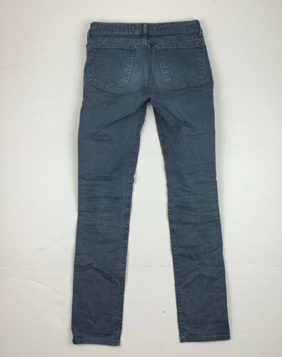 J Brand Jeans Pencil Leg Arnie Blue Skinny Women Sz 27 image 7