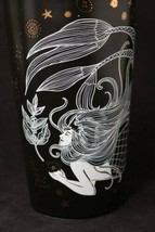 Starbucks 19 Siren Mermaid Black White Gold Ceramic Coffee Traveler Mug ... - $59.35