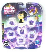 Hasbro Hana Zuki Full Of Treasures Collection 1~ 6 Pack Hanazuki New Purple - $4.62