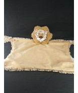 Mary Meyer Baby Brown Lion Lovey Security Blanket Infant Animal Soft Plush - $12.46