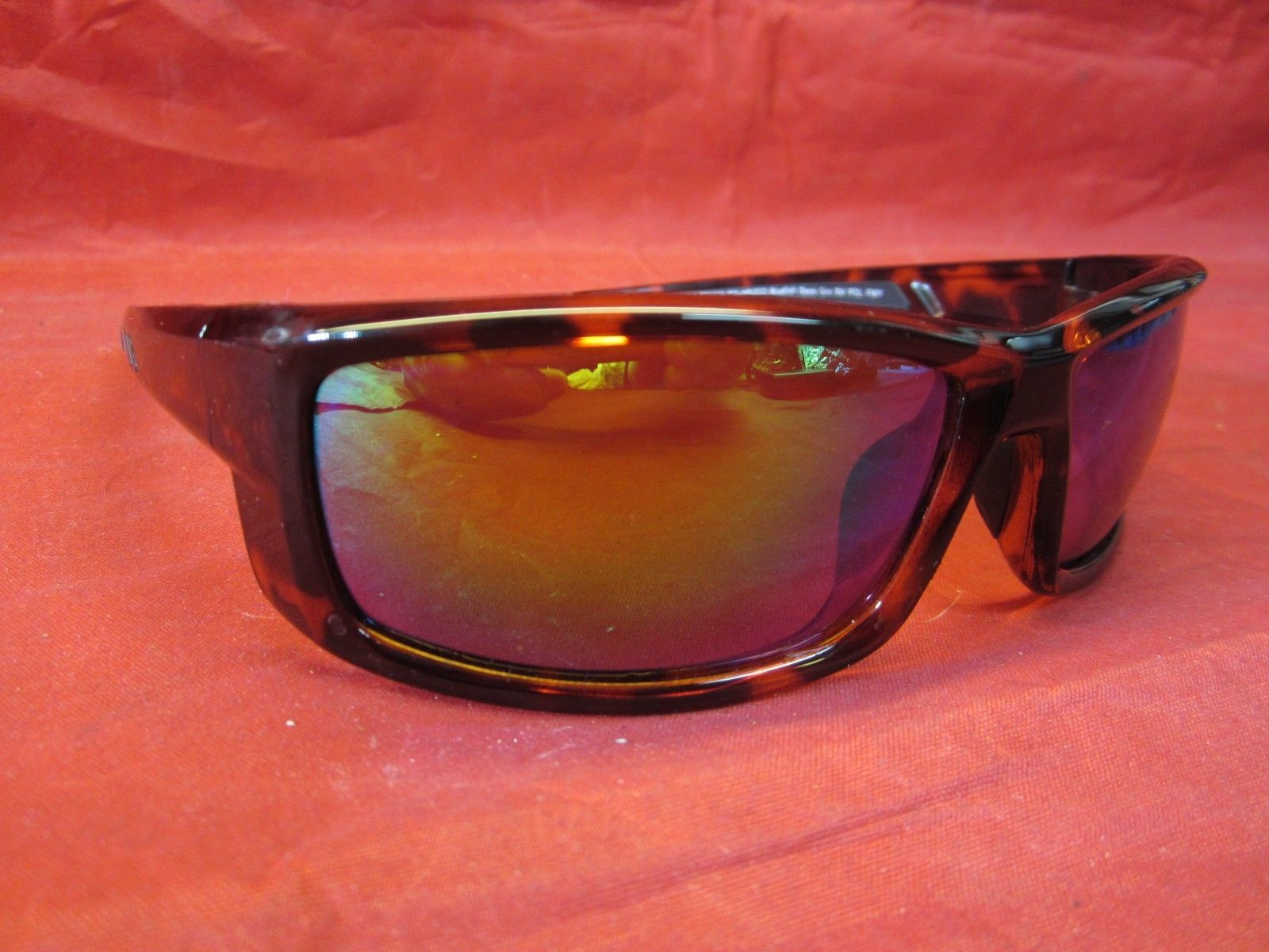 6f02324651 Angler Eyes PS1215 Polarized Bluefish Demi Sunglasses - Tortoise Shell Style