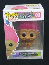 Funko Pop! Good Luck Trolls - Pink Troll Vinyl Figure 03 - $13.76