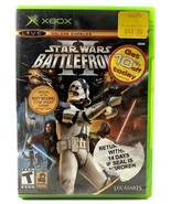 Star Wars Battlefront II Xbox CIB Complete Tested - $9.75