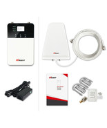 HiBoost Home 4K Plus Cell Phone Signal Booster Kit for AT&T, Verizon, T-... - $449.99