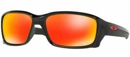 Oakley Straightlink Sunglasses OO9331-1558 Black Ink | Prizm Ruby Lens |... - $64.34