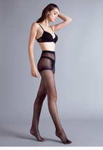 ITCQUALITY WOMEN EUROPEAN SIZE 40D  HIGH ELASTICITY THIN TIGHTS SEXY ITC... - €8,86 EUR