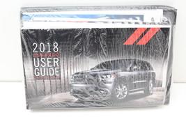 2018 18 Dodge Durango SET Vehicle Owners Manual Handbook Guide - $41.97