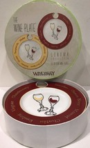 The Wine Plate Sonoma Collection Plates Set Of 4 - $39.59