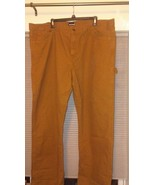 DieHard Men's Carpenter Pants size 42 x 32 Relaxed Fit - $30.00