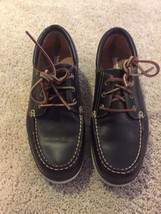 Brown EARTHKEEPERS Leather US M 5 Shoes TIMBERLAND Size Boat 9 fUddAq