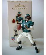 2006 Hallmark Ornament NFL Donovan McNabb # 12 Football Legends Series - $6.93