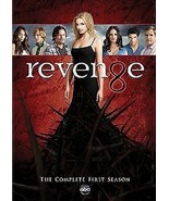 Revenge: The Complete First Season DVD 2012 5-Disc Set PreOwned - $9.89