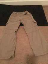 Wrangler Jeans Boys Casual Pants Brown Sz 8 Regular image 6