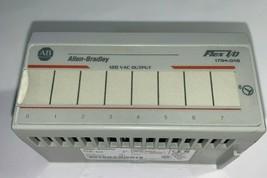 USED Allen Bradley 1794-OA8/A Flex I/O 120VAC Output Module - $69.29
