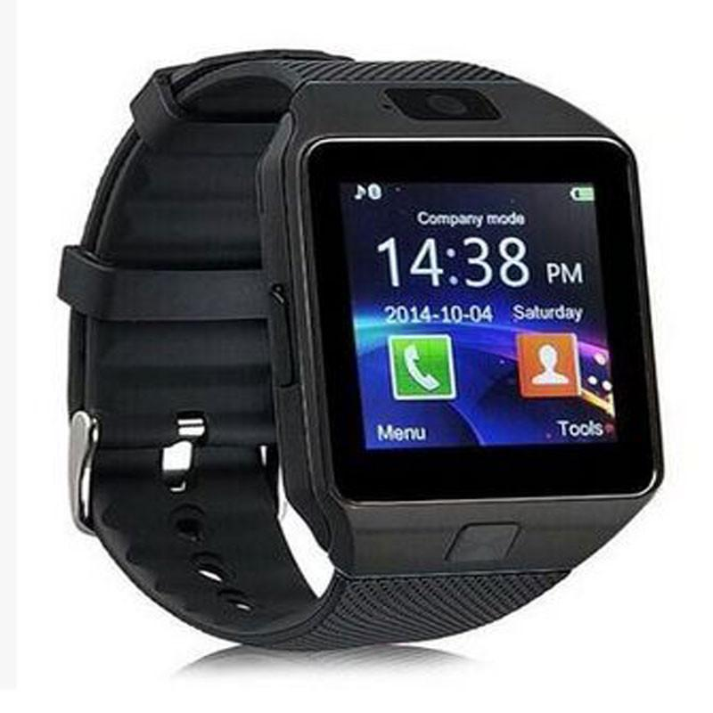 New Hot Bluetooth Smart Watch Wrist Men Watch Fashion Sport watch for Android Sm