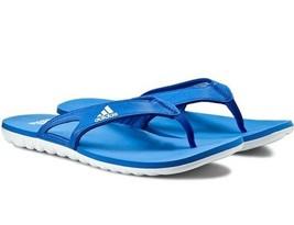 Adidas Mens Calo 5 Graphic Flip Flops Slides Sandals Thong Slippers - B40442 - $34.12