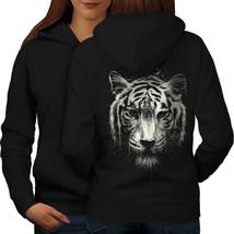 Bengal Tiger Face Hoodie Women Hoodie Women Sweatshirt Hoody - $22.99+