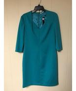 Tahari Women Gail Dress  Dress Bermuda Palm Size US 10  - $39.00