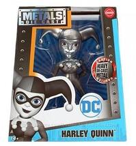 """Jada: Metals Die Cast - Harley Quinn: 4"""" Bare Metal Chaser Figure (2016)... - $16.00"""