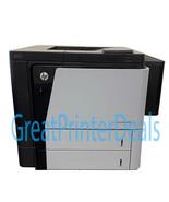 HP LaserJet Enterprise M806X+ NFC Wireless Printers Table Top Off Lease!... - $1,199.99