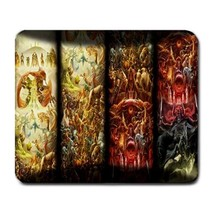 Mouse Pads Action Adventure The Legend Of Zelda Japanese Anime Fantasy Mousepads - $6.00
