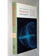 1986 Metalship Science Complément Remplacement Livre Relié Grolier - $17.54