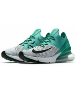 """NIKE AIR MAX 270 FLYKNIT """"CLEAR EMERALD"""" SIZE 6.5 NEW FAST SHIPPING (AH6... - $119.55"""