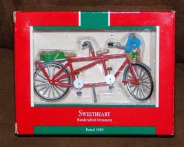 Hallmark Sweetheart 1989 Ornament QX4865 - $19.99