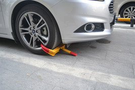 Wheel Tire Lock Clamp Parking Boot Anti Theft for Boat Trailer Car SUV A... - $28.99