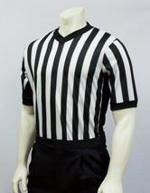 "SMITTY   BKS-201   1"" Stripe   3"" Side Panel   MESH Basketball Officials Shirt - $29.98"