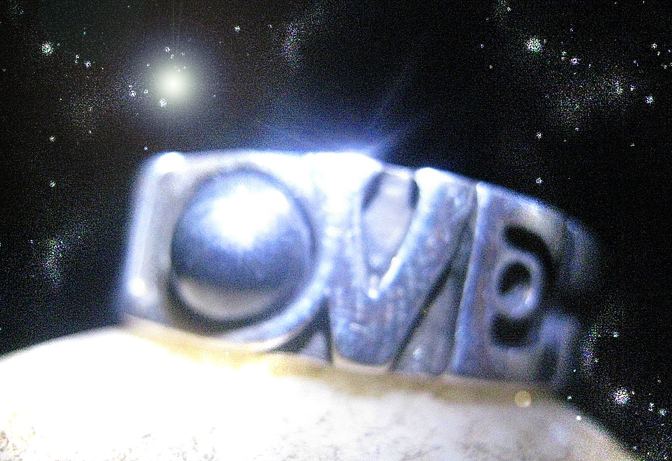 Primary image for HAUNTED RING TOUCH OF ULTIMATE LOVE ENHANCEMENT RARE POWER MAGICK OOAK MAGICK