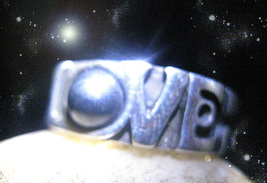 Haunted Ring Touch Of Ultimate Love Enhancement Rare Power Magick Ooak Magick - $9,117.77