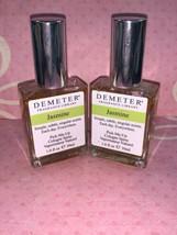 2 Demeter Fragrance Library Jasmine Pick Me Up Cologne Spray 30ml New - $33.65