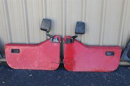 **NO SHIPPING** 86-95 Jeep Wrangler YJ Removable HardTop W/ Free L&R Half Doors image 9