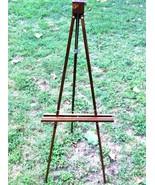 "Vintage 1950 ANCO BILT Painters Field Easel 67"" Portable Artists Tripod ... - $89.09"
