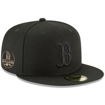Boston Red Sox 2018 World Series Champions New Era 59Fifty Fitted Hat Mu... - $44.99