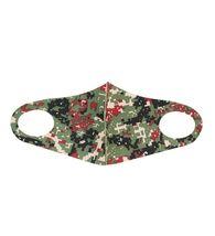 Lot of 12 Camo Reusable Cloth Face Cover Handmade Stretch Washable Masks image 5