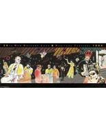 1994 New Orleans Jazz Festival 25th Poster Postcard XLong Original - $49.99