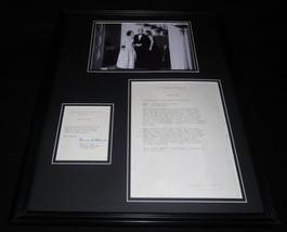Susan Ford 16x20 Framed ORIGINAL 1974 Cream Puffs Recipe & Photo Display... - $123.74