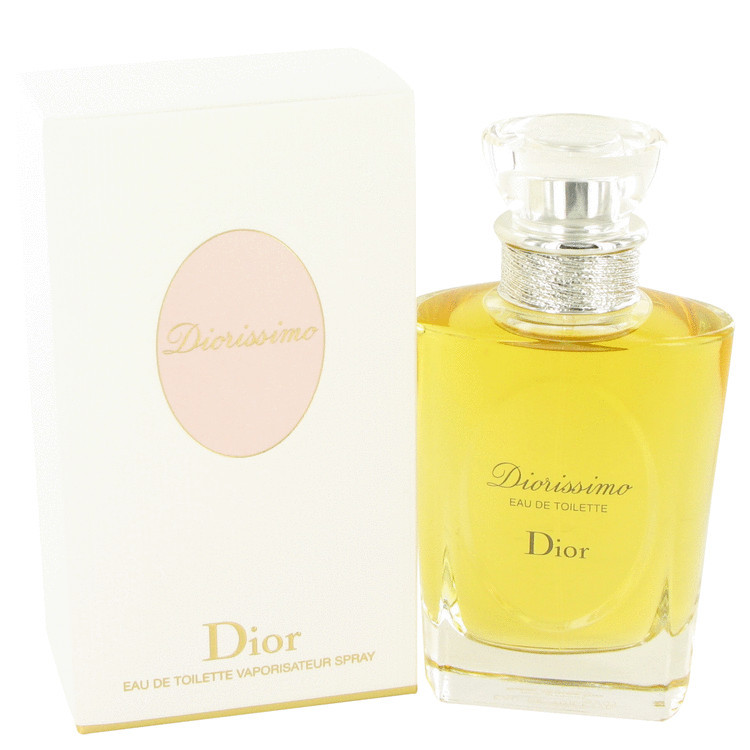 Christian dior dorissimo 3.4 oz edt spray