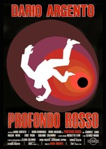 8711.Decoration Poster.Home Room wall art design.Dario Argento Deep Red ... - $11.30+