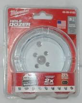 Milwaukee 49560183 Bi Metal HoleSaw Hole Dozer 3 One Quarter Inch image 1